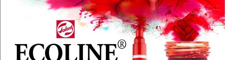colori ECOLINE liquidi e BRUSH PEN