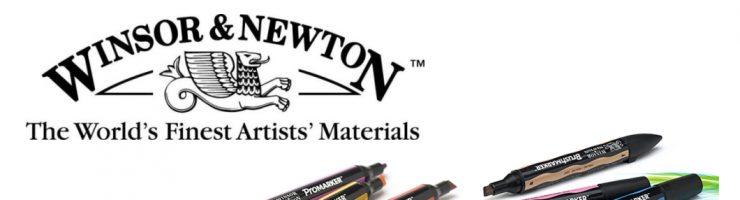 Winsor & Newton – Promarker Brushmarker